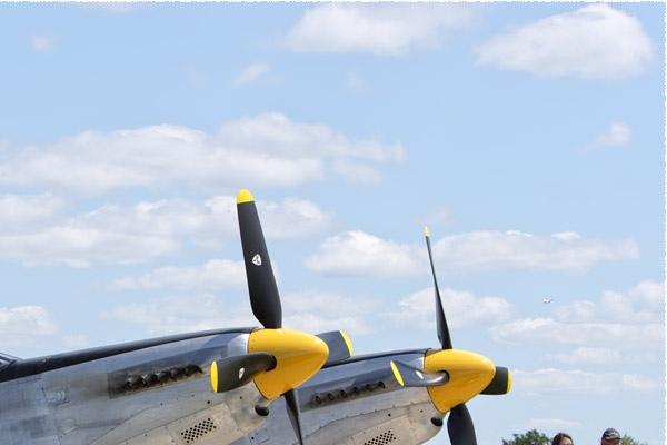Photo#1858-2-North American XP-82 Twin Mustang