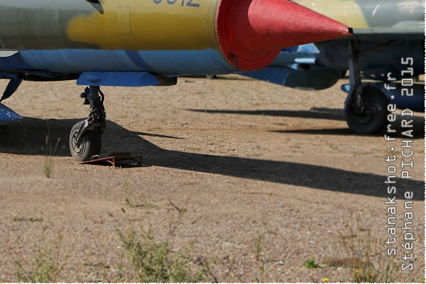 Photo#1301-4-Mikoyan-Gurevich MiG-21MF LanceR A