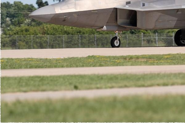 Photo#1065-3-Lockheed F-22A Raptor