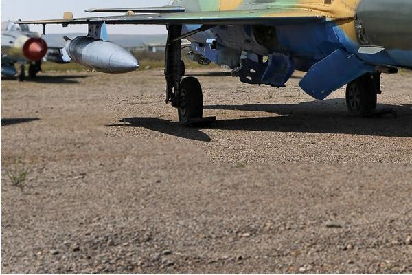 Photo#1412-3-Mikoyan-Gurevich MiG-21MF LanceR A
