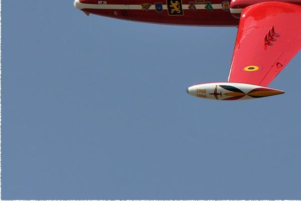 Photo#1633-3-Fouga CM-170R Magister