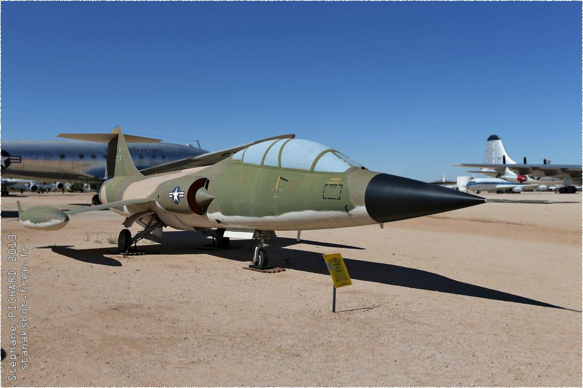 tof#10126_F-104_de l'US Air Force