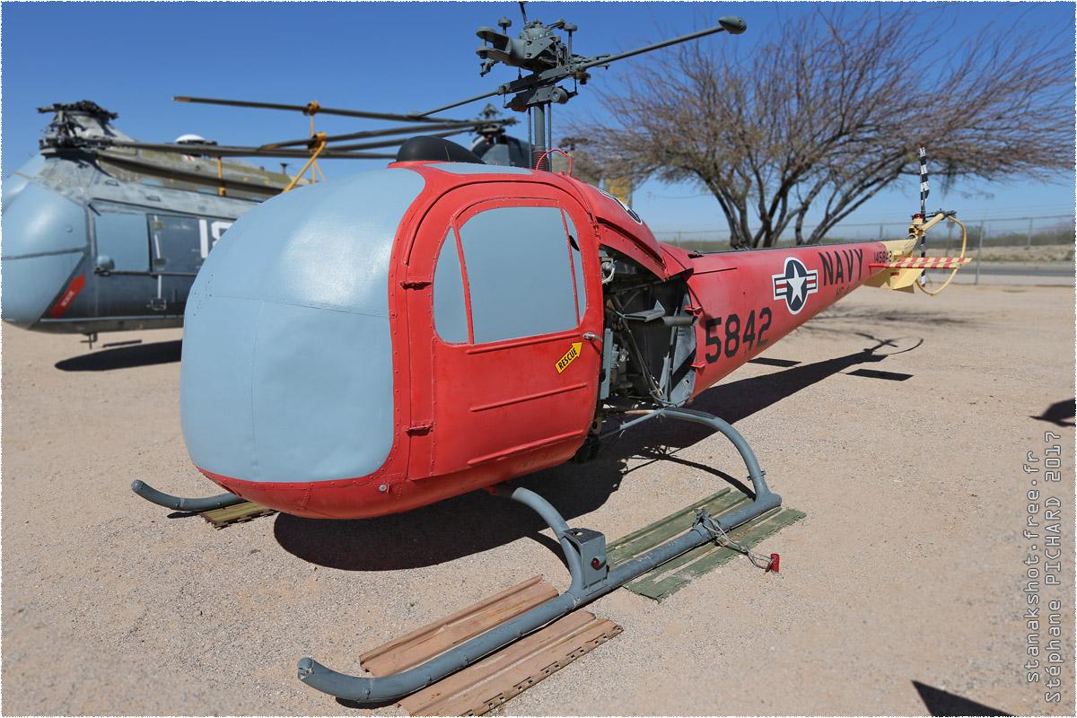tof#10135 H-13 de la Marine américaine au statique à Pima Air & Space Museum, Tucson ()