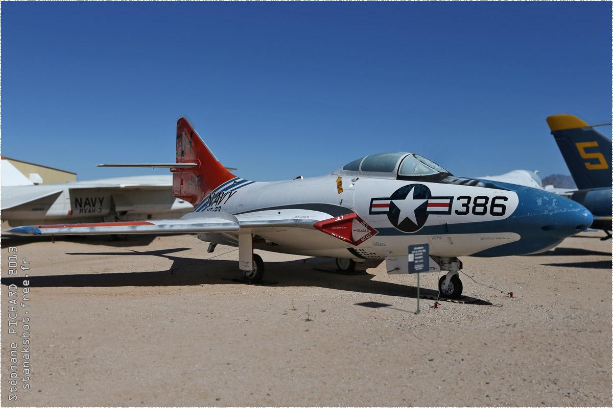 tof#10162 Panther de la Marine américaine au statique à Pima Air & Space Museum, Tucson ()
