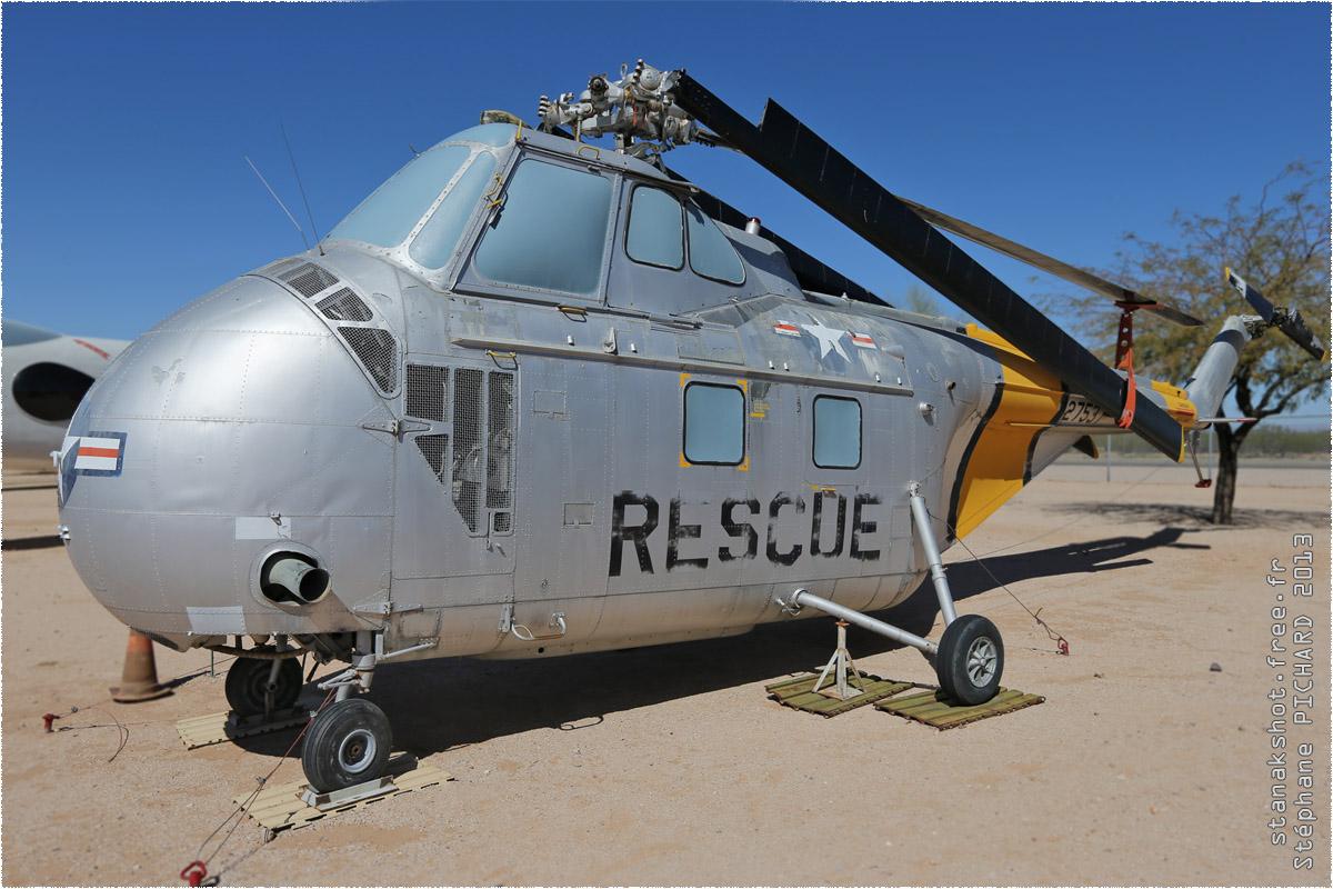 tof#10169 H-19 de l'US Air Force au statique à Pima Air & Space Museum, Tucson ()