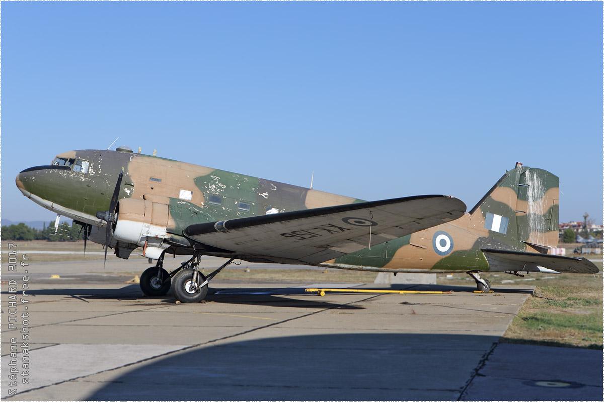 tof#10216_DC-3_de la Force aérienne grecque