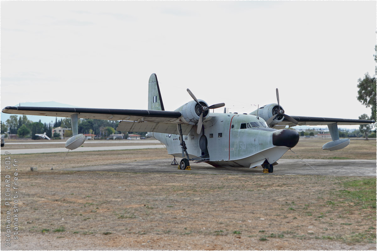 tof#10262_HU-16_de la Force aérienne grecque