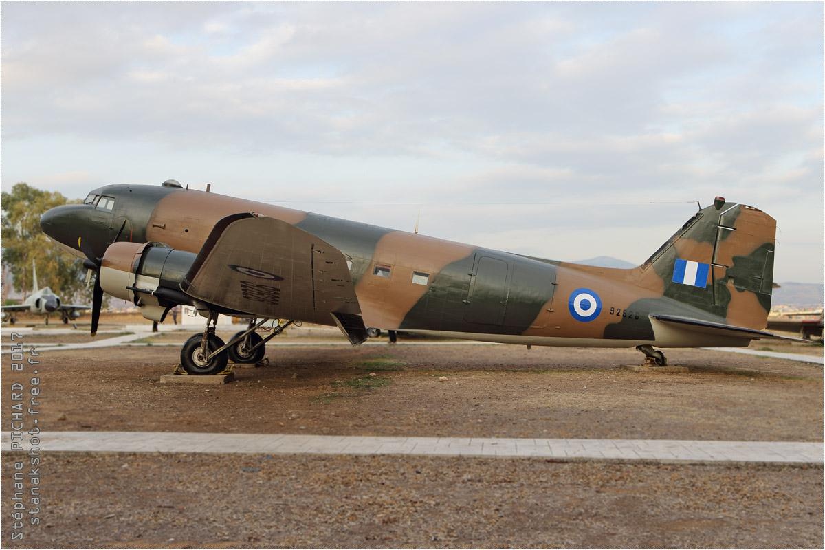 tof#10292_DC-3_de la Force aérienne grecque