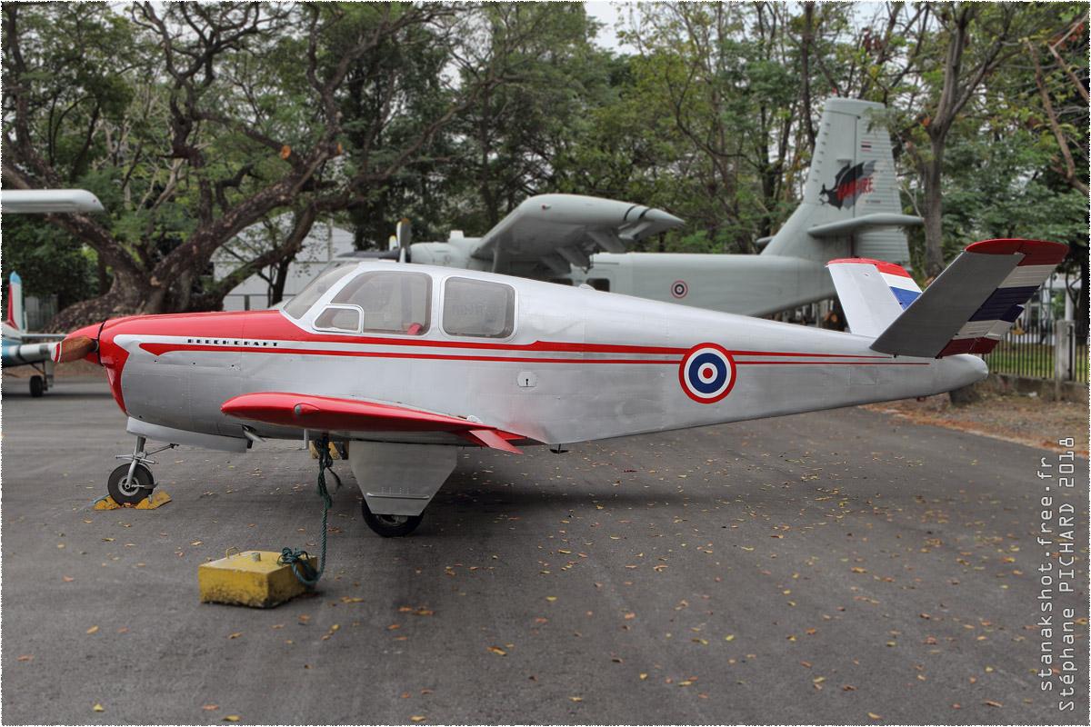 tof#10416_Bonanza_de la Force aérienne royale thaïlandaise