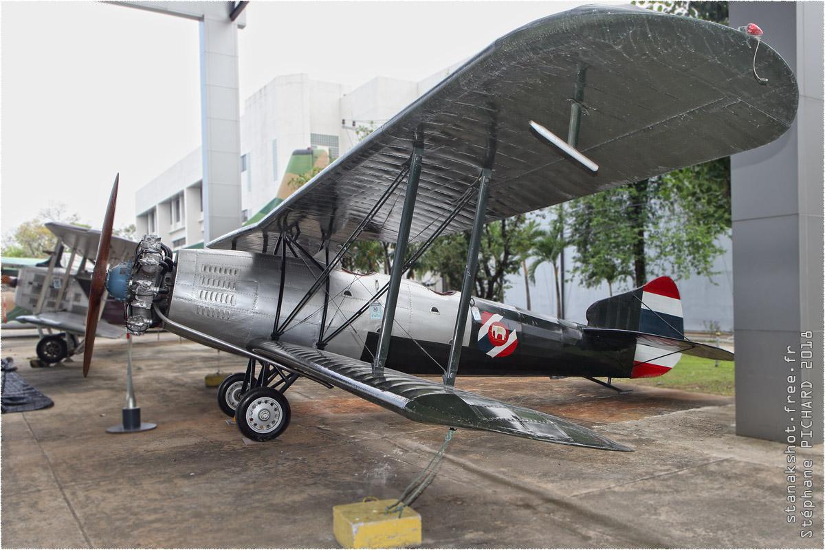 tof#10417 Boripatra de la Force aérienne royale thaïlandaise au statique à Bangkok (THA) en 2018