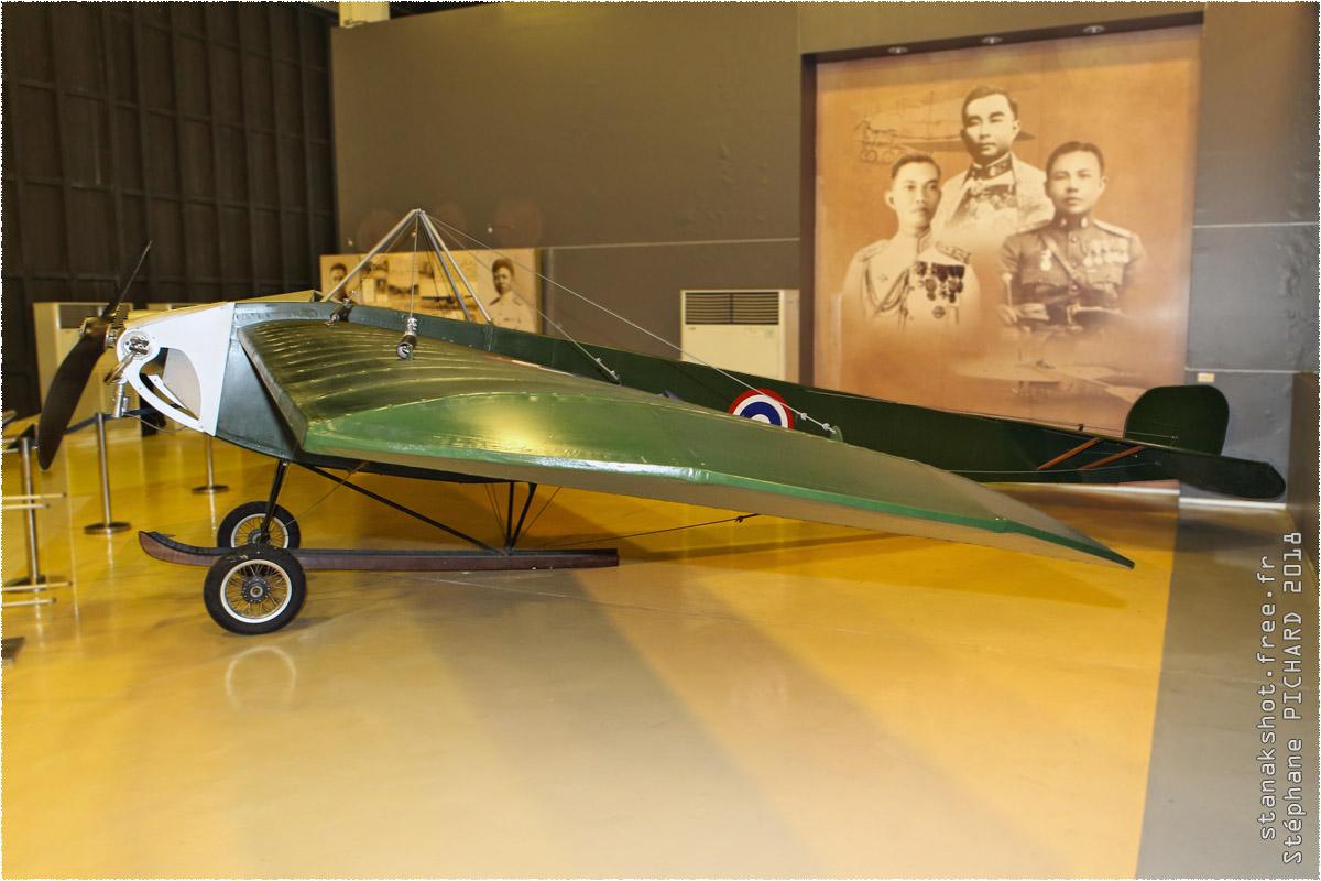 tof#10446_Nieuport II_de la Force aérienne royale thaïlandaise