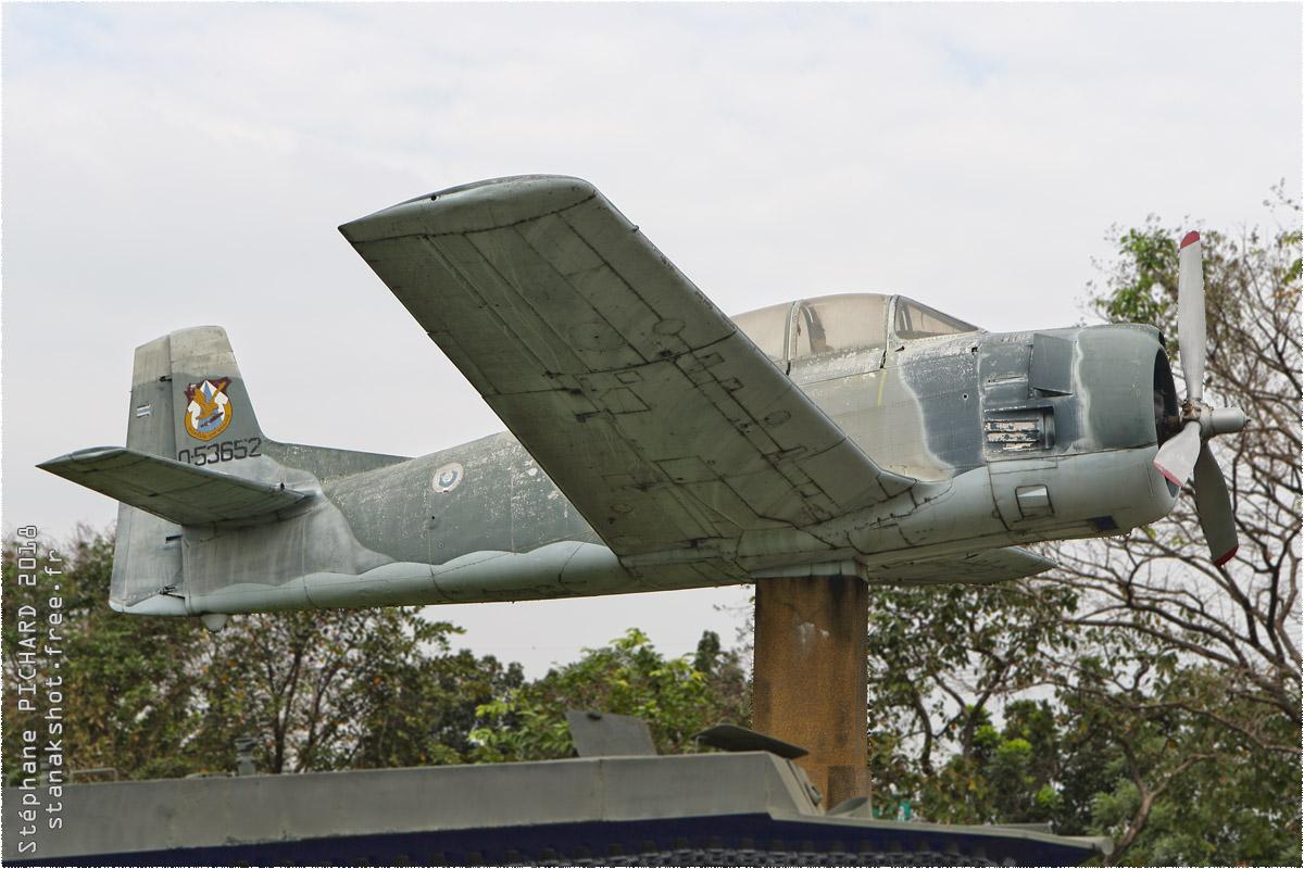 tof#10464_T-28_de la Force aérienne royale thaïlandaise