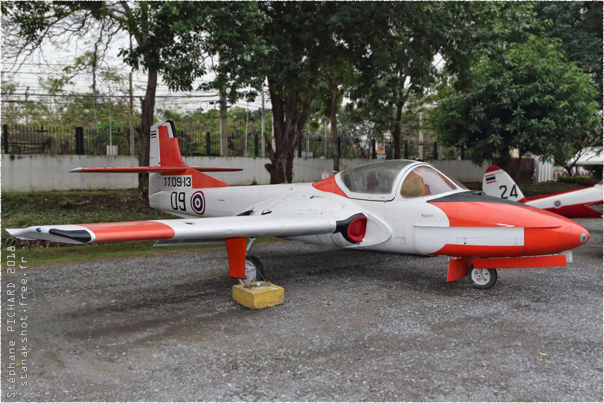 tof#10467_T-37_de la Force aérienne royale thaïlandaise