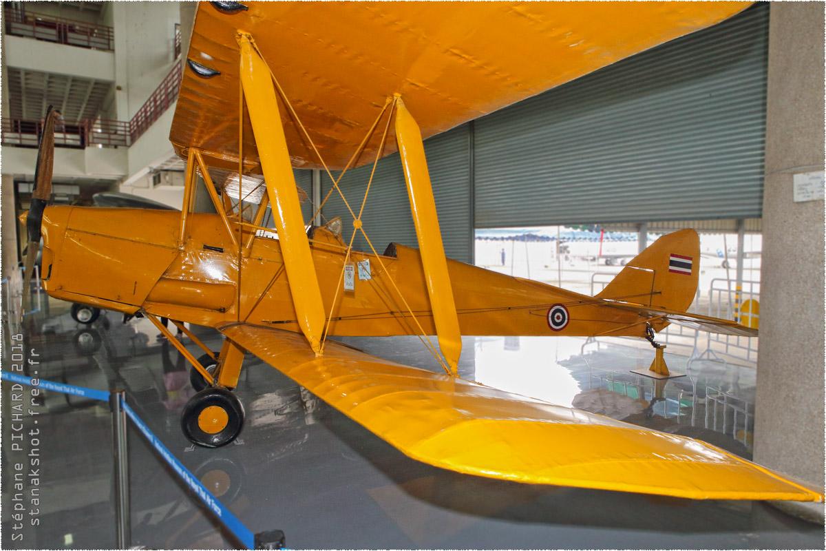 tof#10469_Tiger Moth_de la Force aérienne royale thaïlandaise