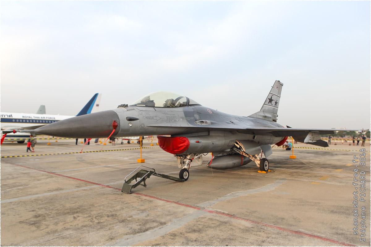 tof#10512_F-16_de la Force aérienne royale thaïlandaise