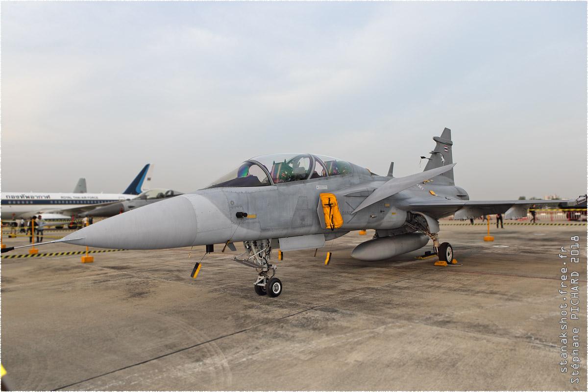 tof#10522_Gripen_de la Force aérienne royale thaïlandaise