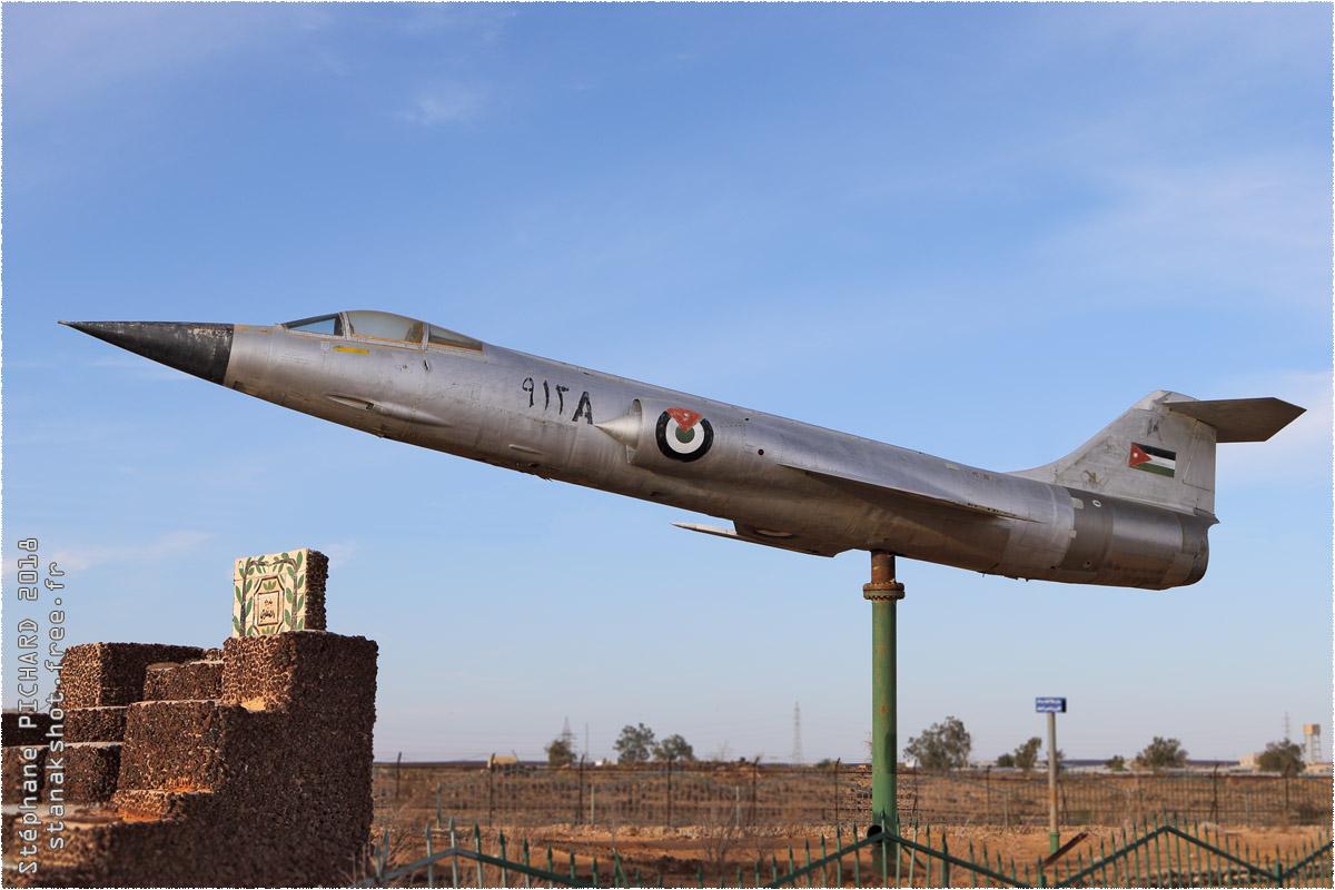 tof#10544_F-104_de la Force aérienne royale jordanienne