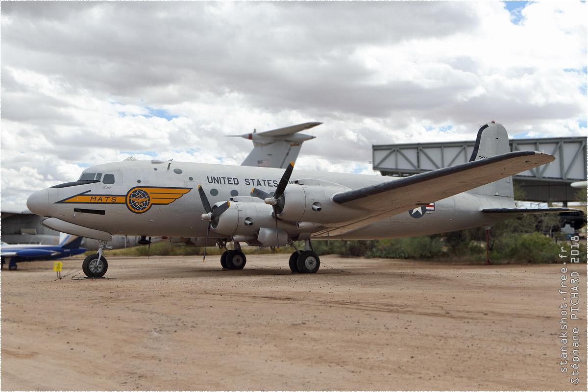 tof#10607_DC-4_de l'US Air Force