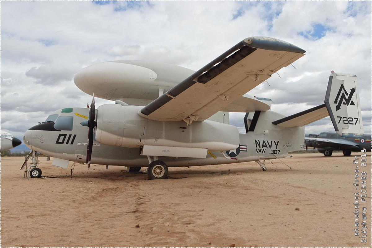 tof#10613 E-1 enregistré aux USA au statique à Davis-Monthan (AZ, USA) en 2018 Pima