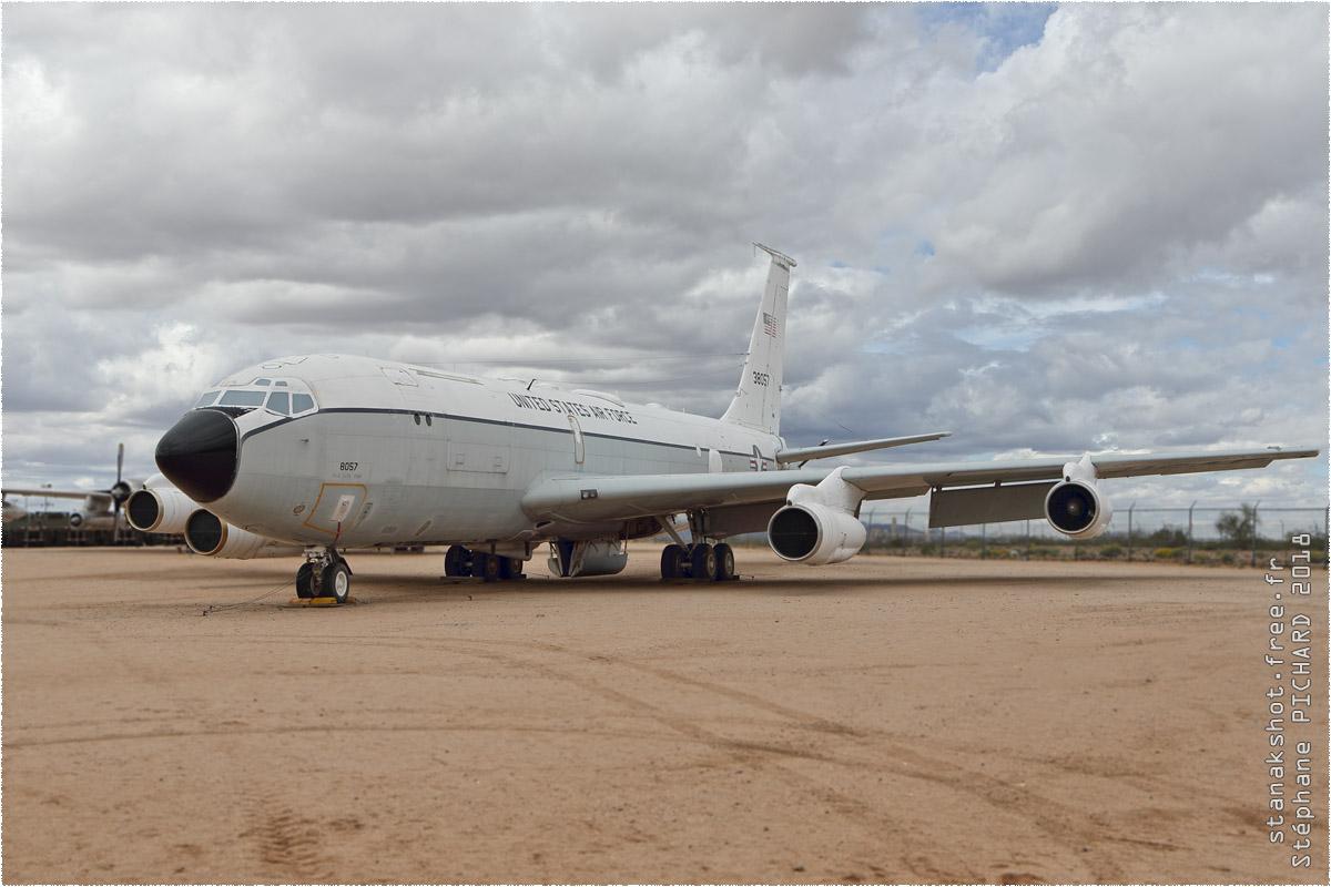 tof#10616 C-135 de l'US Air Force au statique à Pima Air & Space Museum, Tucson ()