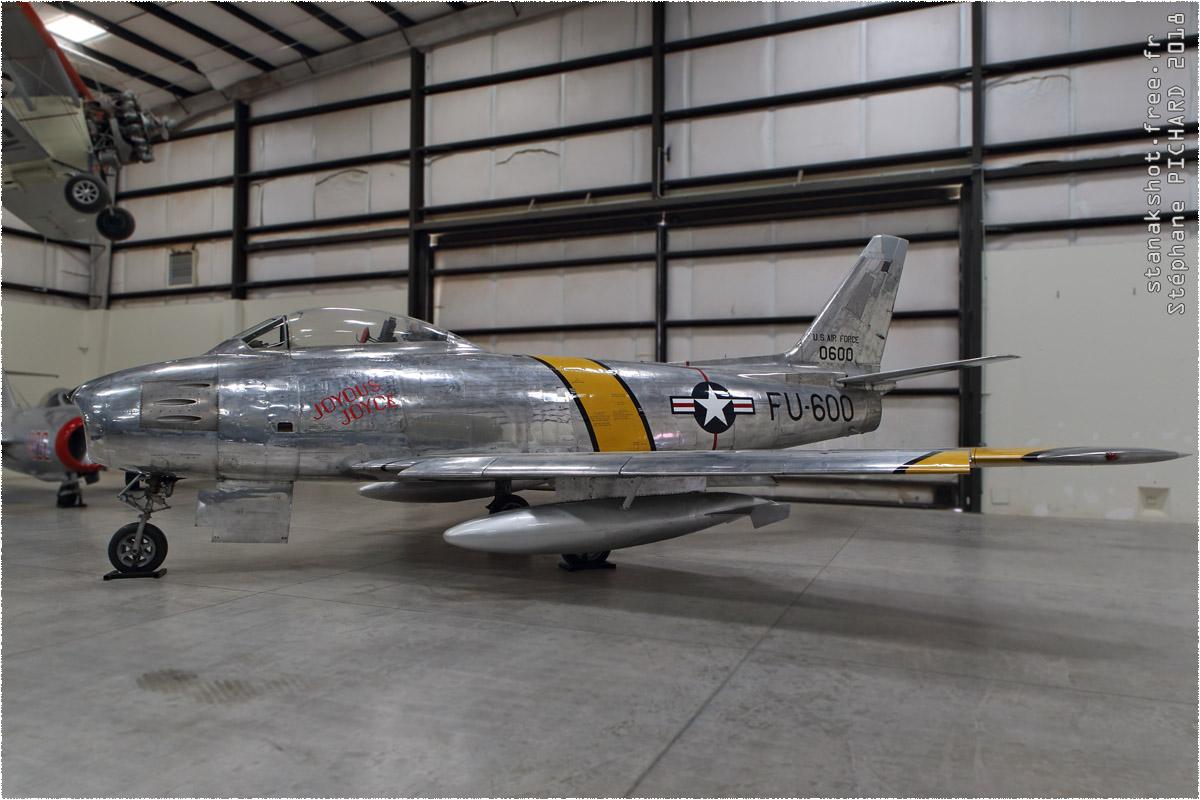 tof#10625 F-86 enregistré aux USA au statique au Pima Air & Space Museum de Tucson ()