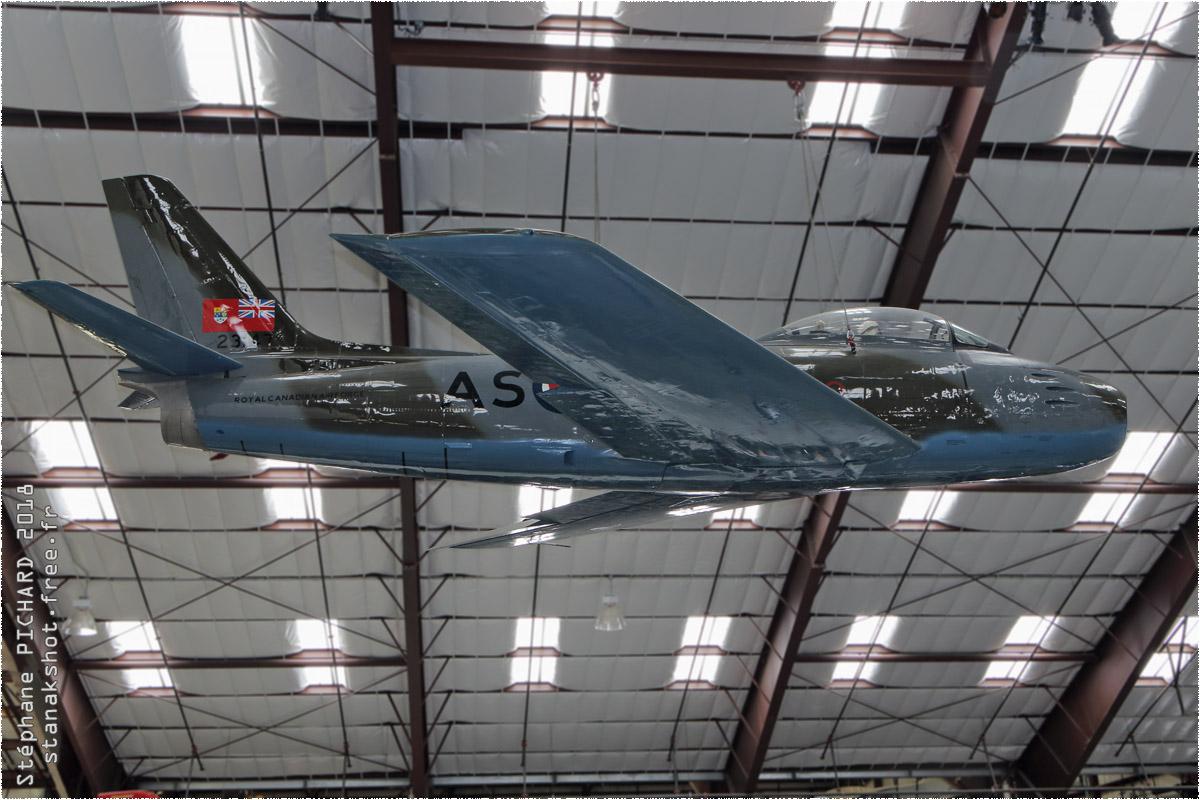 tof#10665 F-86 enregistré aux USA au statique à Davis-Monthan (AZ, USA) en 2018 Pima