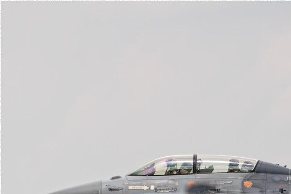 Photo#10004-1-General Dynamics F-16BM Fighting Falcon