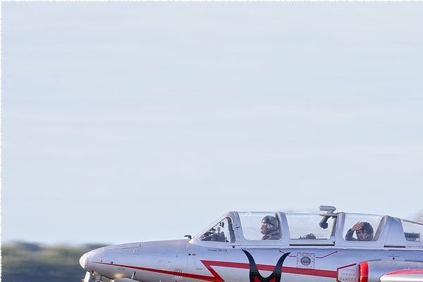 Photo#10085-1-Fouga CM-175 Zephyr
