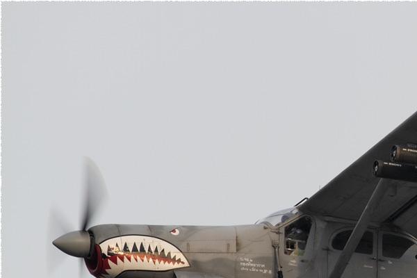 Photo#10524-1-Fairchild AU-23A Peacemaker