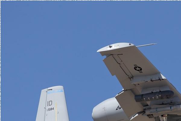 Photo#10687-1-Fairchild A-10C Thunderbolt II