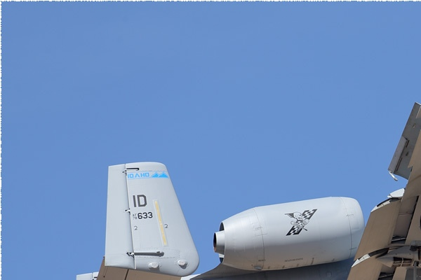 Photo#10689-1-Fairchild A-10C Thunderbolt II