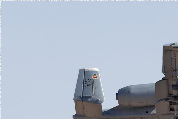 Photo#10694-1-Fairchild A-10C Thunderbolt II