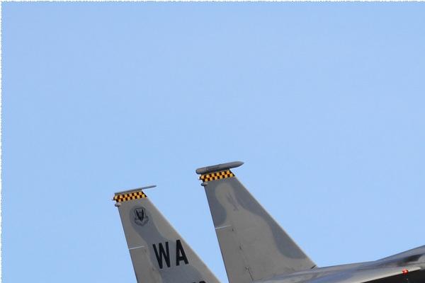 Photo#10707-1-McDonnell Douglas F-15D Eagle