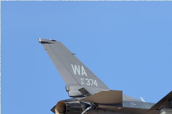 Photo#10752-1-General Dynamics F-16C Fighting Falcon