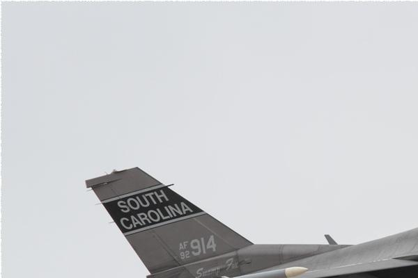 Photo#10758-1-General Dynamics F-16C Fighting Falcon