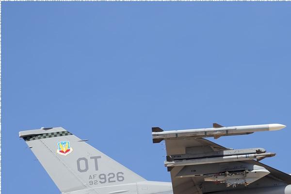 Photo#10759-1-General Dynamics F-16D Fighting Falcon