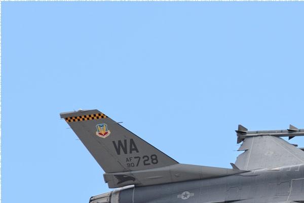 Photo#10797-1-General Dynamics F-16C Fighting Falcon