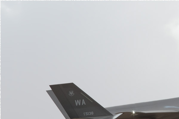 Photo#10805-1-Lockheed Martin F-35A Lightning II
