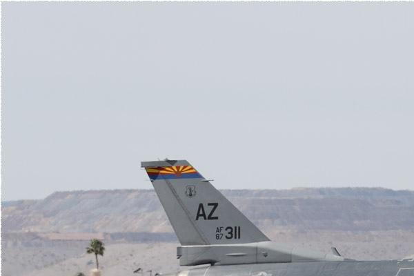 Photo#10817-1-General Dynamics F-16C Fighting Falcon