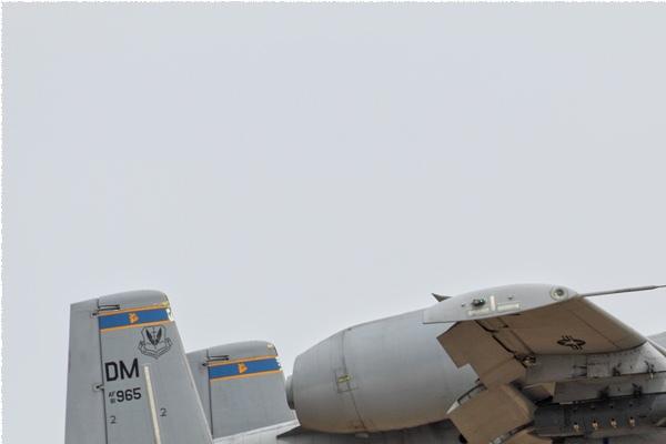 Photo#10830-1-Fairchild A-10C Thunderbolt II