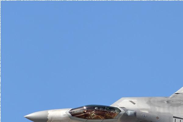 Photo#10855-1-Lockheed F-22A Raptor