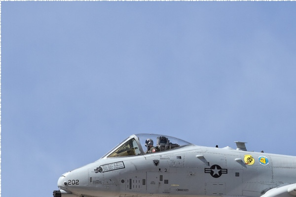 Photo#10872-1-Fairchild A-10C Thunderbolt II