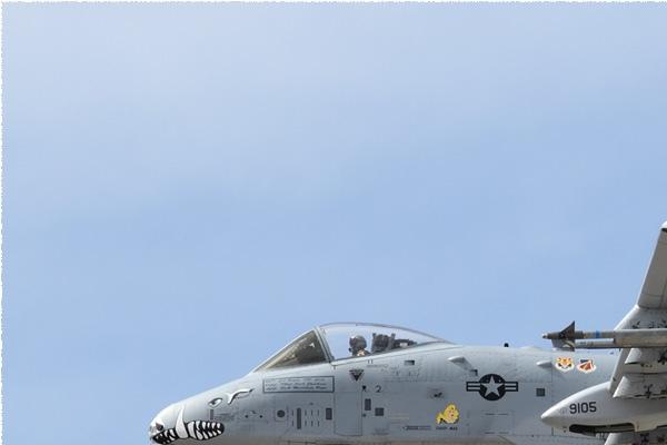 Photo#10931-1-Fairchild A-10C Thunderbolt II