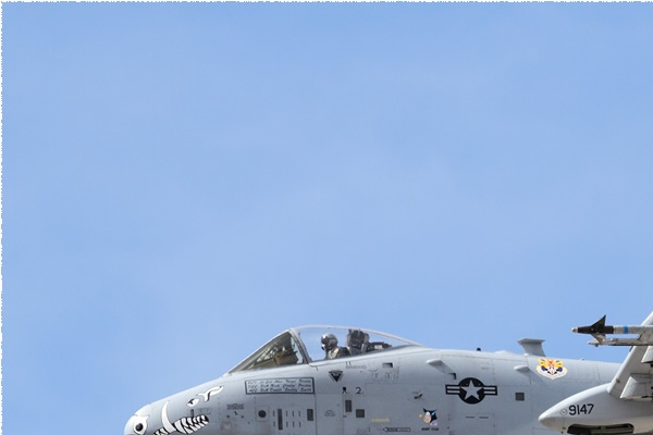 Photo#10932-1-Fairchild A-10C Thunderbolt II