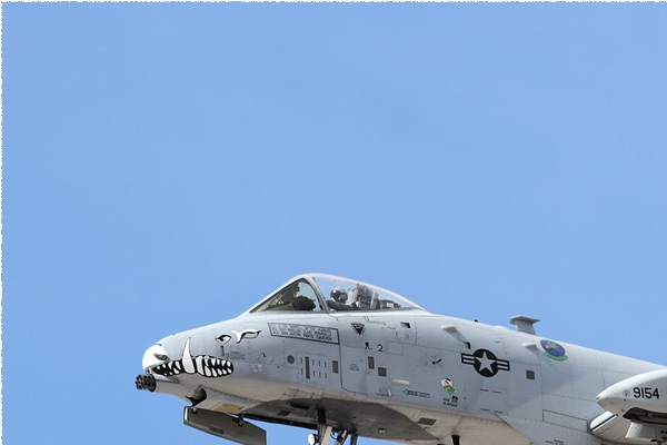 Photo#10934-1-Fairchild A-10C Thunderbolt II