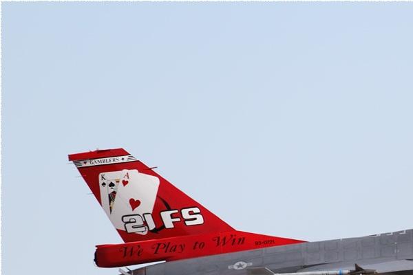 Photo#10944-1-Lockheed F-16A Fighting Falcon