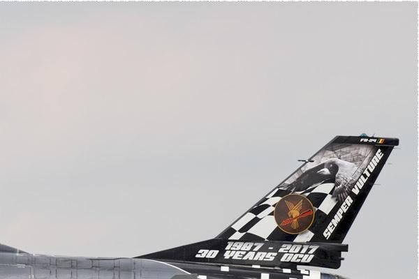 Photo#10004-2-General Dynamics F-16BM Fighting Falcon