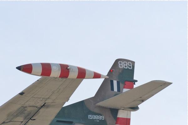 Photo#10305-2-North American Rockwell T-2C Buckeye