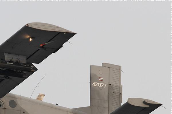 Photo#10524-2-Fairchild AU-23A Peacemaker