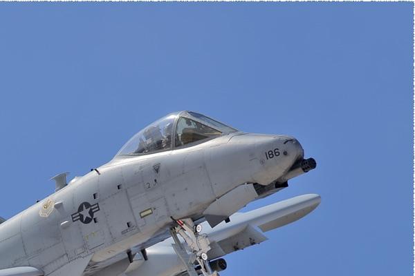 Photo#10692-2-Fairchild A-10C Thunderbolt II